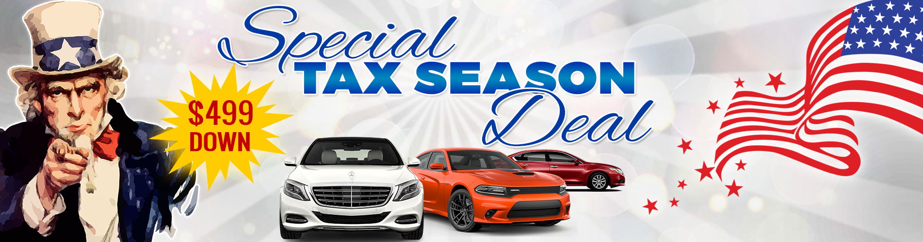 Special Tax Season Deals